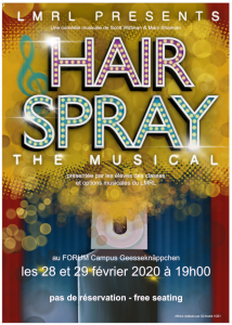 Musical Hair Spray